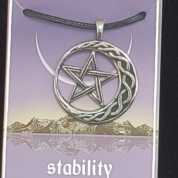 Wicca Stability Amulet NWT